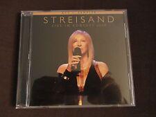 Barbra Streisand live in concert 2006 Act 1 album advance - Promo Only