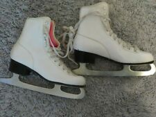 Womens Vintage Ice Skates Size 7