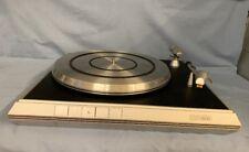 ITT 606 Plattenspieler Turntable