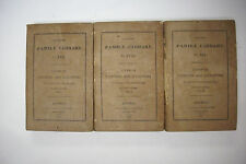 1835  3 Volume Set THE LIVES OF EMINENT BRITISH PAINTERS AND SCULPTORS *