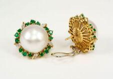 Gioielli di lusso della pietra principale smeraldo