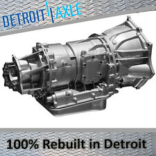 Rebuilt Transmission 5-Speed 545Rfe for 2003 2004 2005-2011 Jeep Grand Cherokee