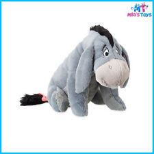 """Disney Winnie the Pooh Eeyore 11 1/2"""" Plush Doll Toy brand new with tags"""
