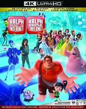 Ralph Breaks the Internet (4K Ultra HD Blu-ray/Blu-ray, 2018, Canadian)
