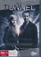 The Tunnel 3-discs DVD NEW Region 4