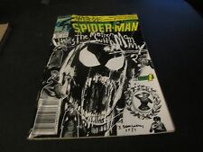 WEB OF SPIDER-MAN #33  RARE MARK JEWELER'S VARIANT HARD TO FIND !!!