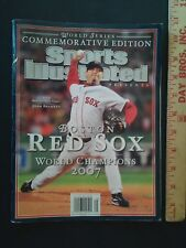 Sports Illustrated Commemorative World Series Boston Red Sox.