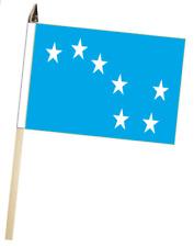 Irland Starry Pflug an camchéachta Hellblau Große Hand winkender