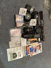 Canon EOS Rebel XSI 450D  Digital Camera. 12.20 Megapixel. Canon Lens + Extras.