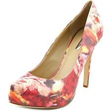 Platform & Wedge Medium Width (B, M) Width Floral Heels for Women