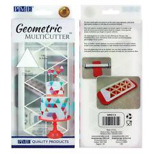 PME géométrique Multicutter de gâteau Glaçage coupeur grand Triangle -1.25 pouce