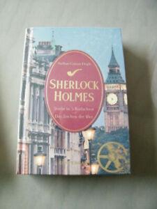 NEU Buch Sherlock Holmes Eine Studie / Im Zeichen Bd 1 Coppenrath Schmuckausgabe