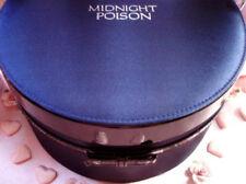 100% Autentico Ltd Edition DIOR MIDNIGHT POISON Trucco Bellezza ~ ~ Custodia da viaggio Coffret