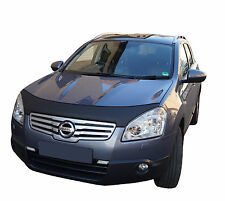 Haubenbra für Nissan Qashqai 1.Generation Car Bra Steinschlagschutz Tuning  OS