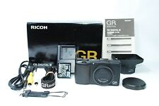 RICOH GR DIGITAL III 10MP Digital Camera [EX++] with Hood & Box from Japan 062