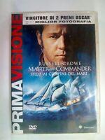 Master and commander - Sfida ai confini del mare - DVD Film DVD