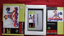 KID CLOWN IN CRAZY CHASE COMPLETE BOXED & TESTED SUPER NINTENDO SNES PAL VERSION