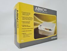 More details for canopus advc110 advanced digital video converter. analog to digital - new in box