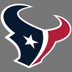 Houston Texans NFL Car Truck Window Decal Sticker Football Laptop Bumper