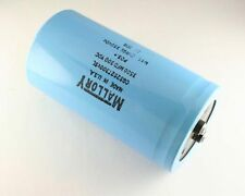 Mallory 2500uF 300V Large Can Electrolytic Capacitor Cgs252T300X5L