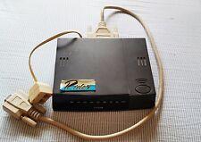 External Serial Port ( porta seriale ) Modem / Fax 56K RIDER