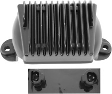 Premium Voltage Regulator Harley 09-16 FLHT/FLHR/FLHX/FLTR Drag Specialties Blk.
