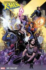 Uncanny X-Men 1 Marvel 1:50 Jim Cheung Variant (11/14/2018) X-23 Psylocke Storm