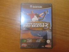 Tony Hawk's Pro Skater 3 ~~ Jeu GAMECUBE Neuf sous blister Rare ! 1e edition