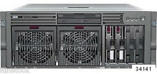 HP DL585 Quad 4x Dual Core 2.6Ghz 32Gb Ram 146Gb Server Rack Mount Server