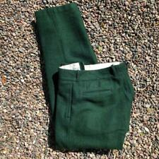 EUC Mens VTG 50s/60s Green Johnson Woolen Mills WOOL Hunting Field Pants 34x34