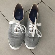 KED Damenschuhe Schuhe Sneaker Turnschuhe grau Größe 40