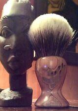Beautiful Ambrosia Maple Shaving Brush 26mm Knot