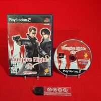 Vampire Night - Sony Playstation 2 PS2 PAL Game *BellaRoseCollectables*