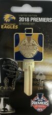 West Coast Eagles 2018 Premiers LIMITED EDITION House Key -IN STOCK NOW!