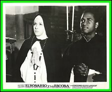 "MARIA MAHOR & ANTONIO HYMAN in ""Rosa de Lima"" Original Vintage Photo 1961"
