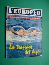 L'Européen 1965 Jeanne Moreau Winston Churchill Maureen O'SULLIVAN Orson
