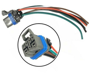 New Neutral Safety Switch Connector Pigtail MLPS Range Switch For Chevy Astro