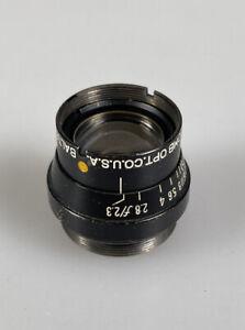 Bausch-Lomb 35mm f2.3 Baltar Lens