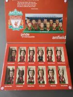Corinthian Prostars Fans Favourites - Liverpool 2003/04 12 Player Pack inc Stand