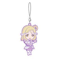 Love Live Sunshine Ohara Mari Aquarium Ver. Nendoroid Plus Rubber Phone Strap