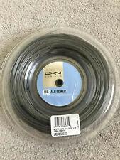 Luxilon Alu Power 115 Silver Tennis String Reel (Model #Wr8302101115)