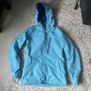 Women's BURTON Snowboarding Ski AK Gore-Tex Jacket Extra Large Altitude S