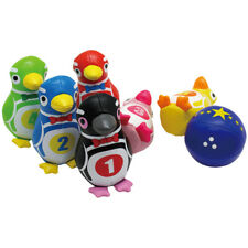 Cute Penguin Bowling Toy for Kids