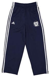 Adidas NCAA Youth (8-20) Butler Bulldogs 3-Stripe Track Pants, Navy