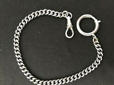 Ancienne Chaîne de Montre à Gousset ART DECO 23 cm - Vintage Fob Watch Chain