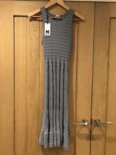 Missoni Grey Stretch Knit Dress, IT 46, UK 14, BNWT
