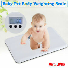 Digital Baby Toddler Bath Eletronic Scale Pet Infant Weight Portable Weighing