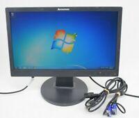 """Lenovo LS1922wA 18"""" LCD Monitor VGA Grade A"""