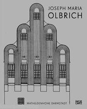 Fachbuch Joseph Maria Olbrich Architekt und Gestalter der frühen Moderne, NEU