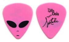 Dixie Chicks Natalie Maines Signature Pink Alien Guitar Pick - 1998 Tour